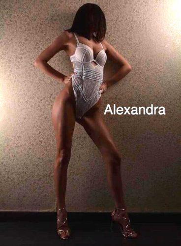 Alexandra - Masaj Erotic Nirvana Bucuresti